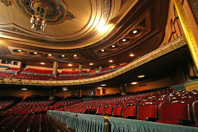 Auditorium, Masonic Temple Theatre | Detroit | Auditorium