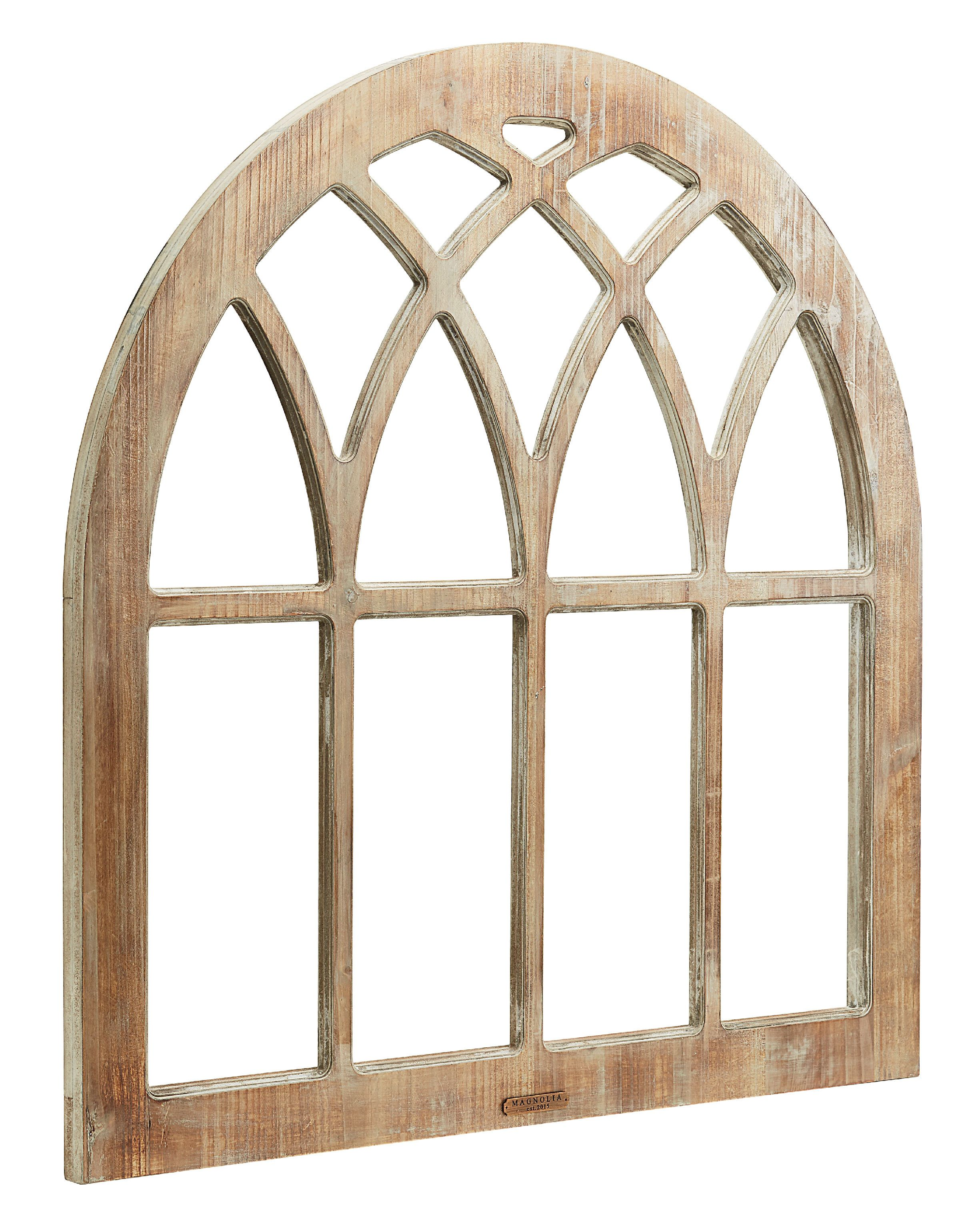 architectural antiques make great wall dcor and we found this gothic style cathedral window frame and knew it would work great as an eclectic piece of art - Window Frame Wall Art