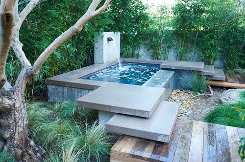 Small above ground pools for small backyards small - Swimming pools for small backyards ...