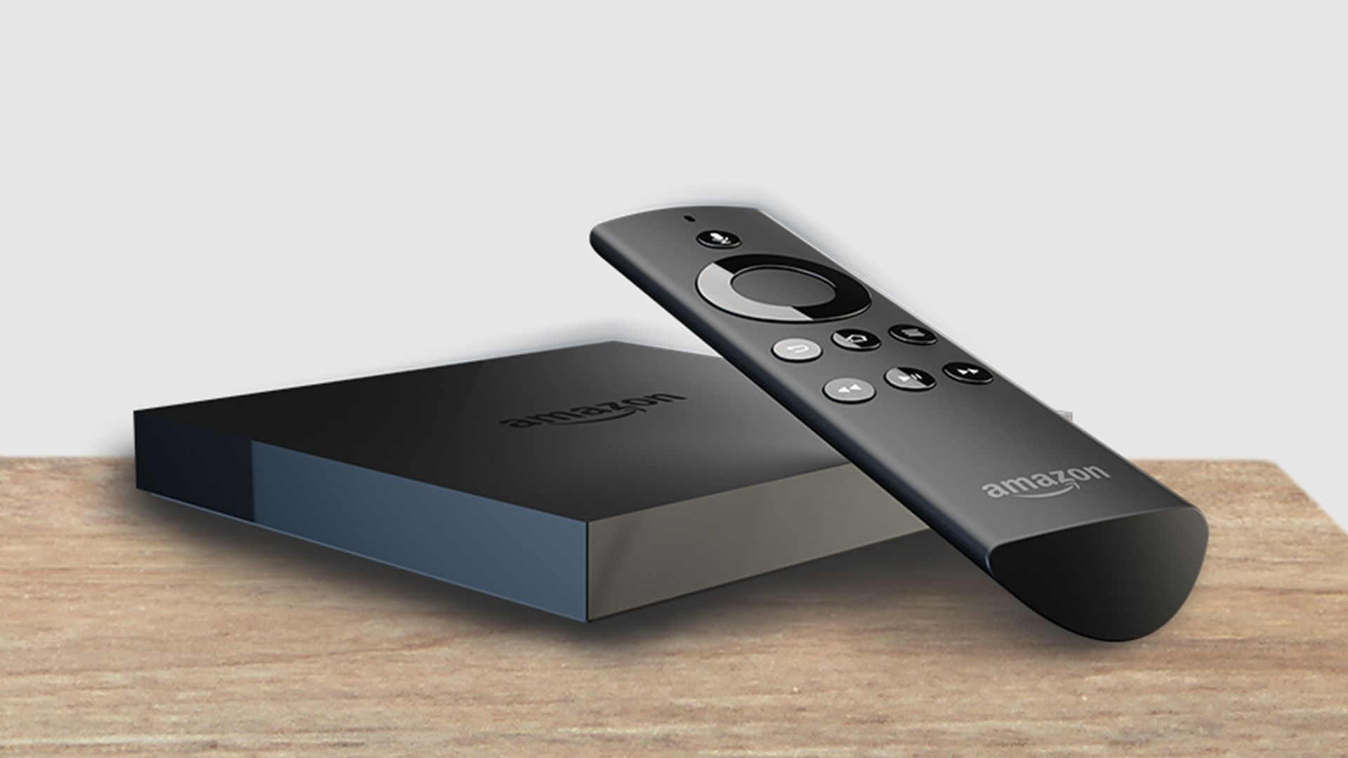Amazon fire tv is a tiny box that connects your hdtv