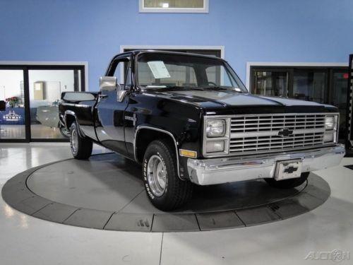 Vintage Trucks For Sale >> 1983 Chevrolet C10 Custom Deluxe Pickup Truck Old 1980 S