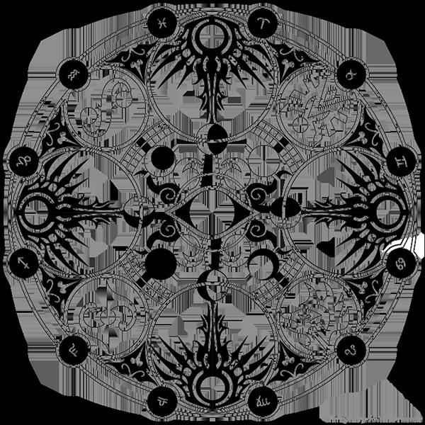 Yuuko Magic Circle Png By Vitrals On Deviantart Magic Circle Magic Symbols Magic Art