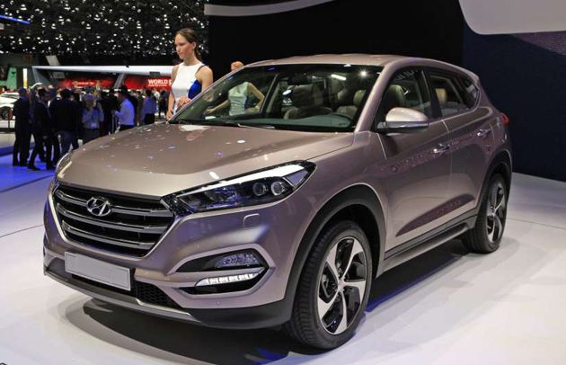 new car launches planned in indiaHyundai ix35 Planned For India Launch In 2018  Rumours