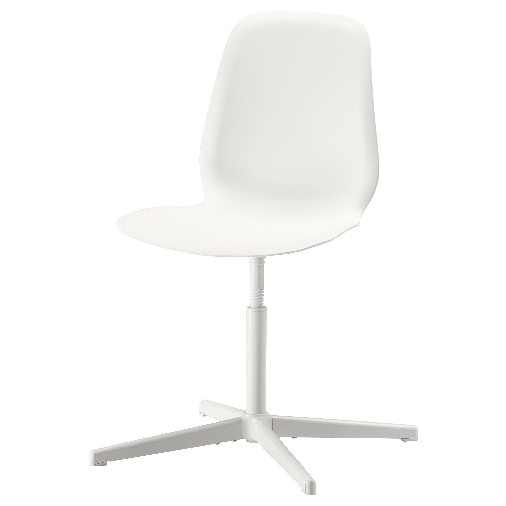 Leifarne Chaise Pivotante Blanc Balsberget Blanc Chaises Pivotantes Fauteuil Pivotant Et Ikea