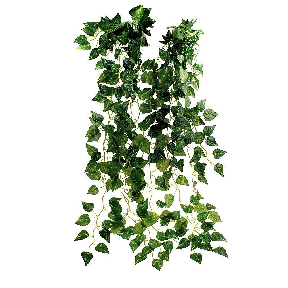 35.5Inch Artificial Hanging Vine Home Garden Wall Decoration Plants Garlands Pack of 5 *** You can find more details by visiting the image link.