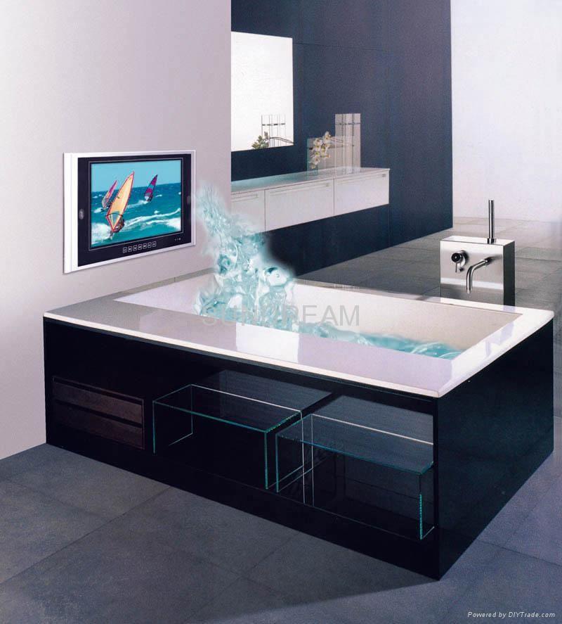 bathroom tv suppliers | ideas | Pinterest | Bathroom tvs, Luxury ...
