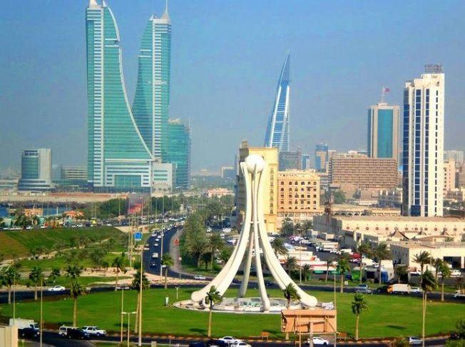 Capital of Bahrain - Manama | Manama bahrain, Manama, Asia travel