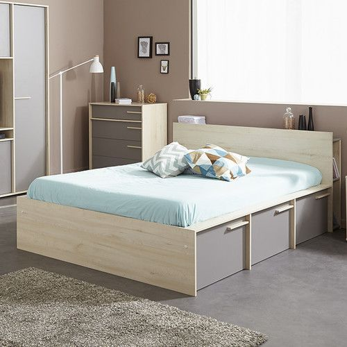 Found It At Allmodern Connect Full Double Storage Platform Bed