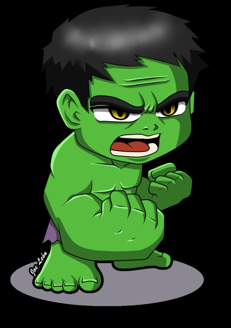 Hulk By Joeleon Marvel Cartoons Chibi Marvel Hulk Art