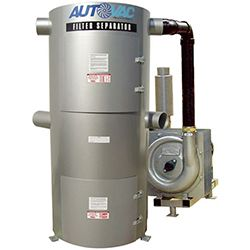 Auto Vac Central Vacuum Cleaner Systems Single Motor Dultmeier