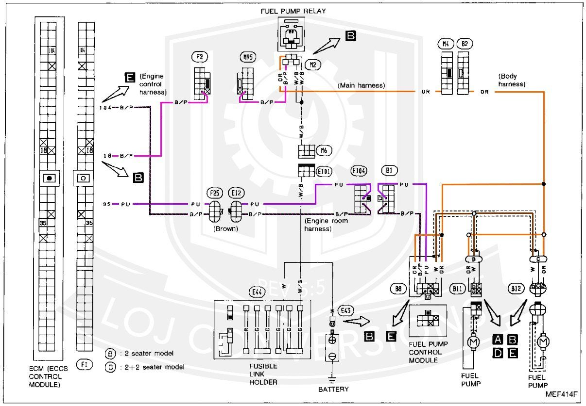 Wiring Diagram Ecu