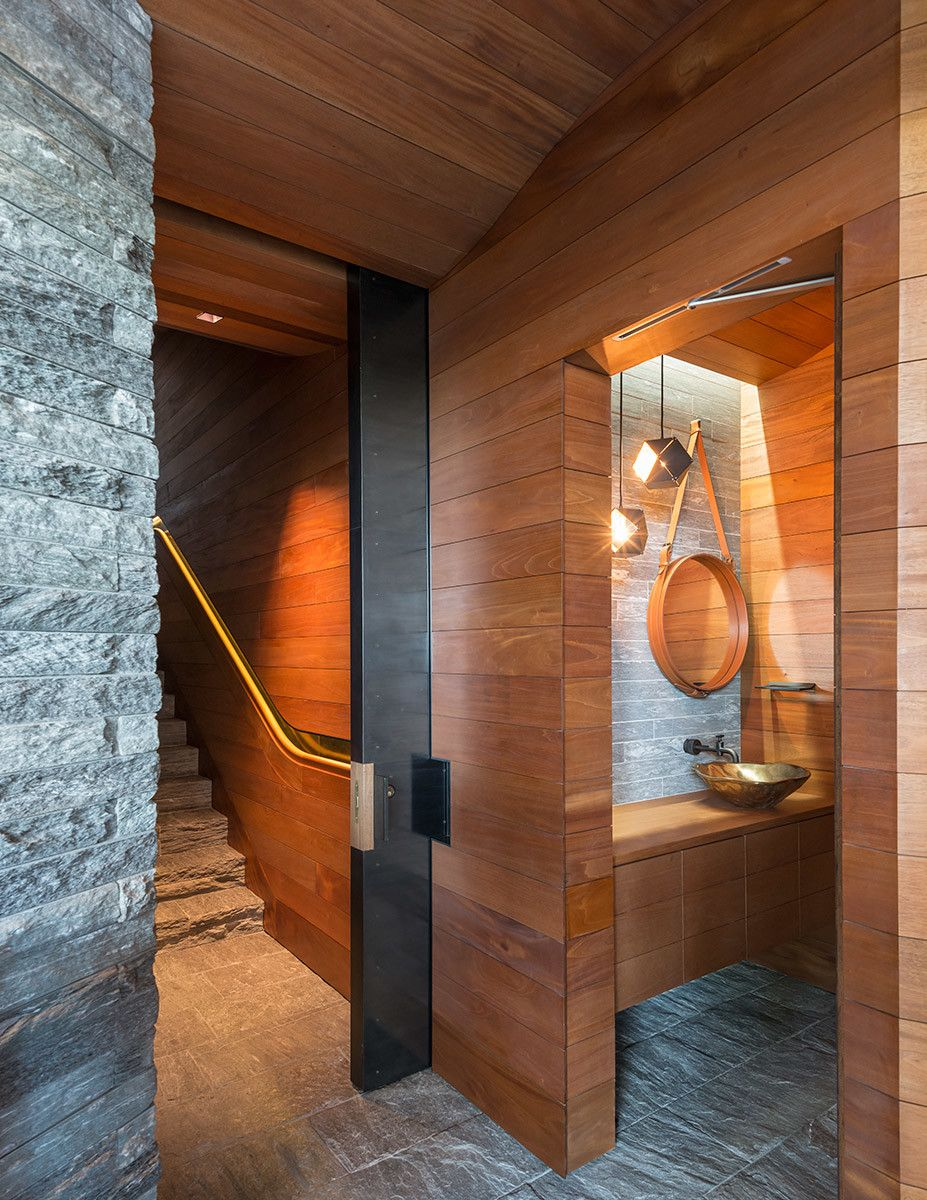 This Below Grade Wine Cellar Is One Of The Most Technically Complex  Projects The Firm