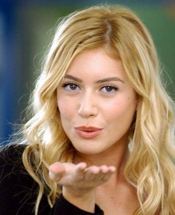 Sinem Kobal Hair Beauty Turkish Beauty Beauty