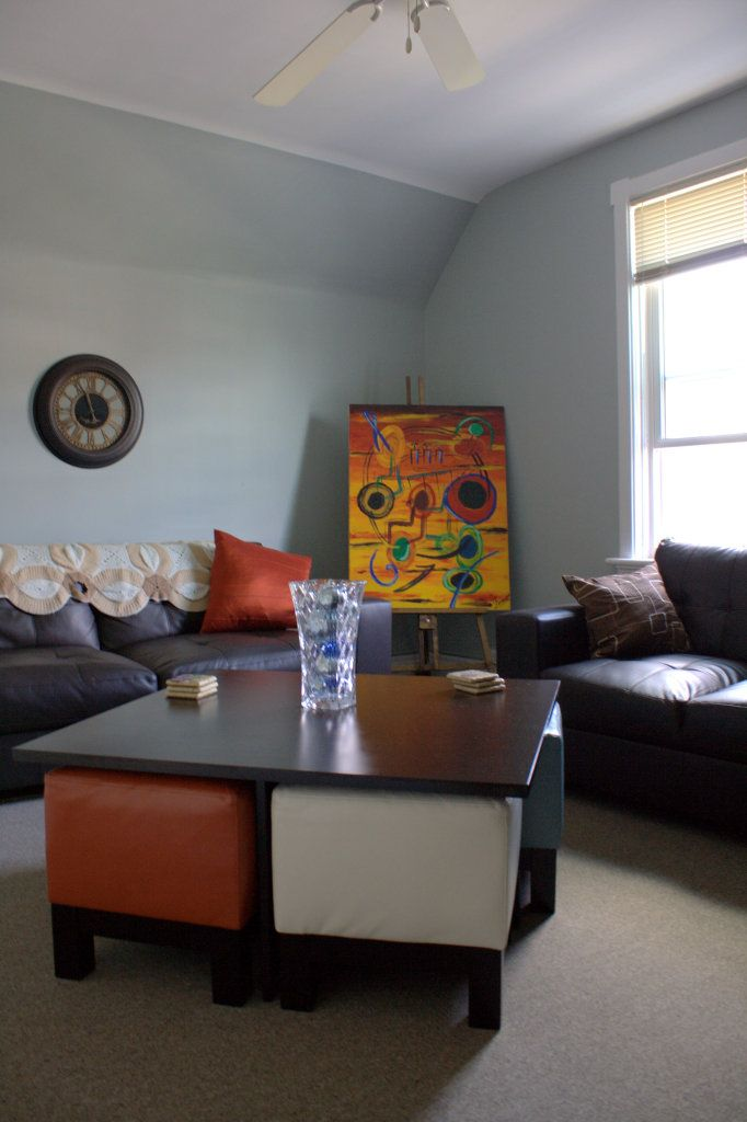 Unique Colors that Go with Brown Walls