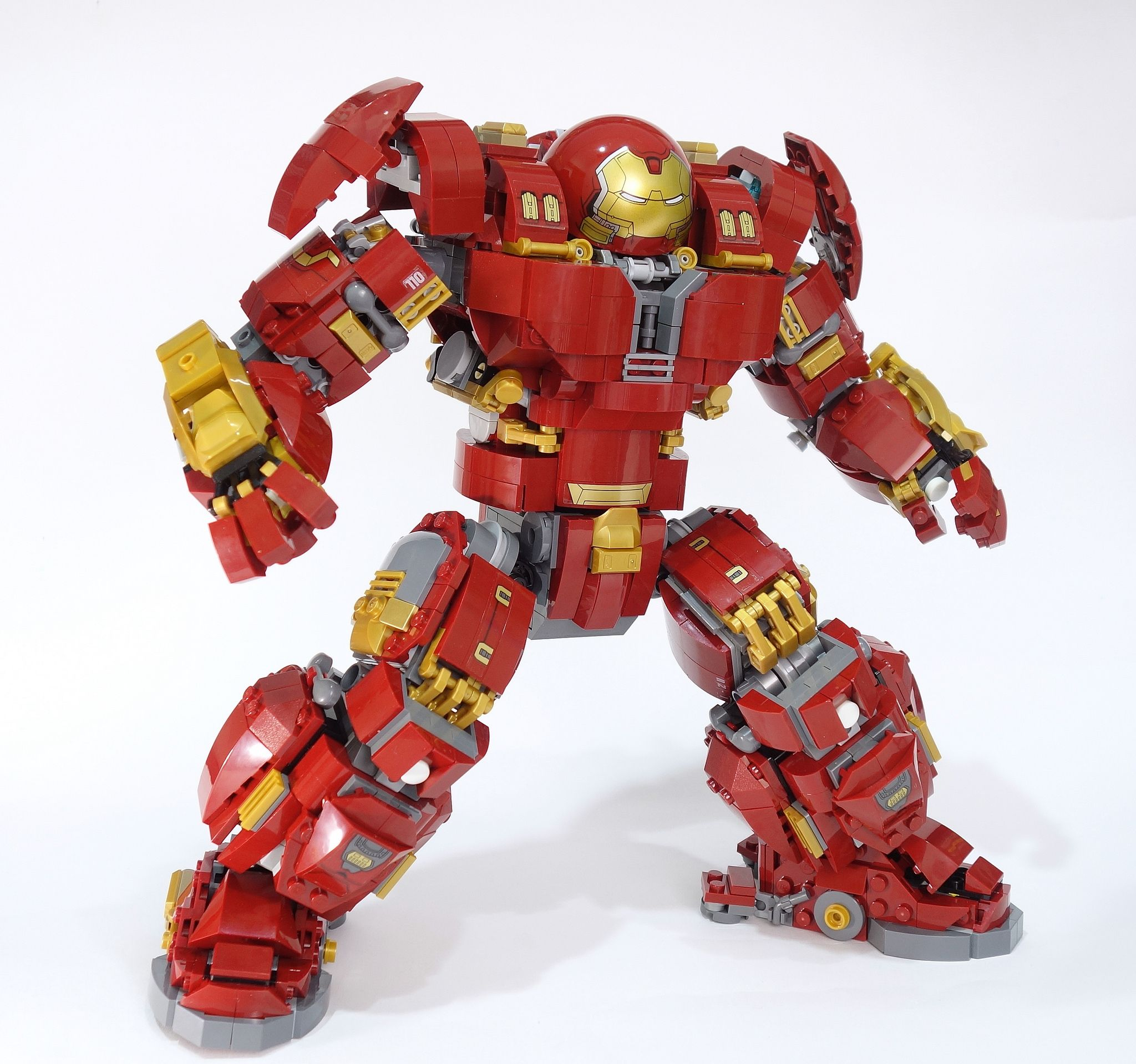 Ucs Hulkbuster Mod 05 Lego Lego Creations And Lego Mecha