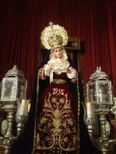 Virgen del subterráneo