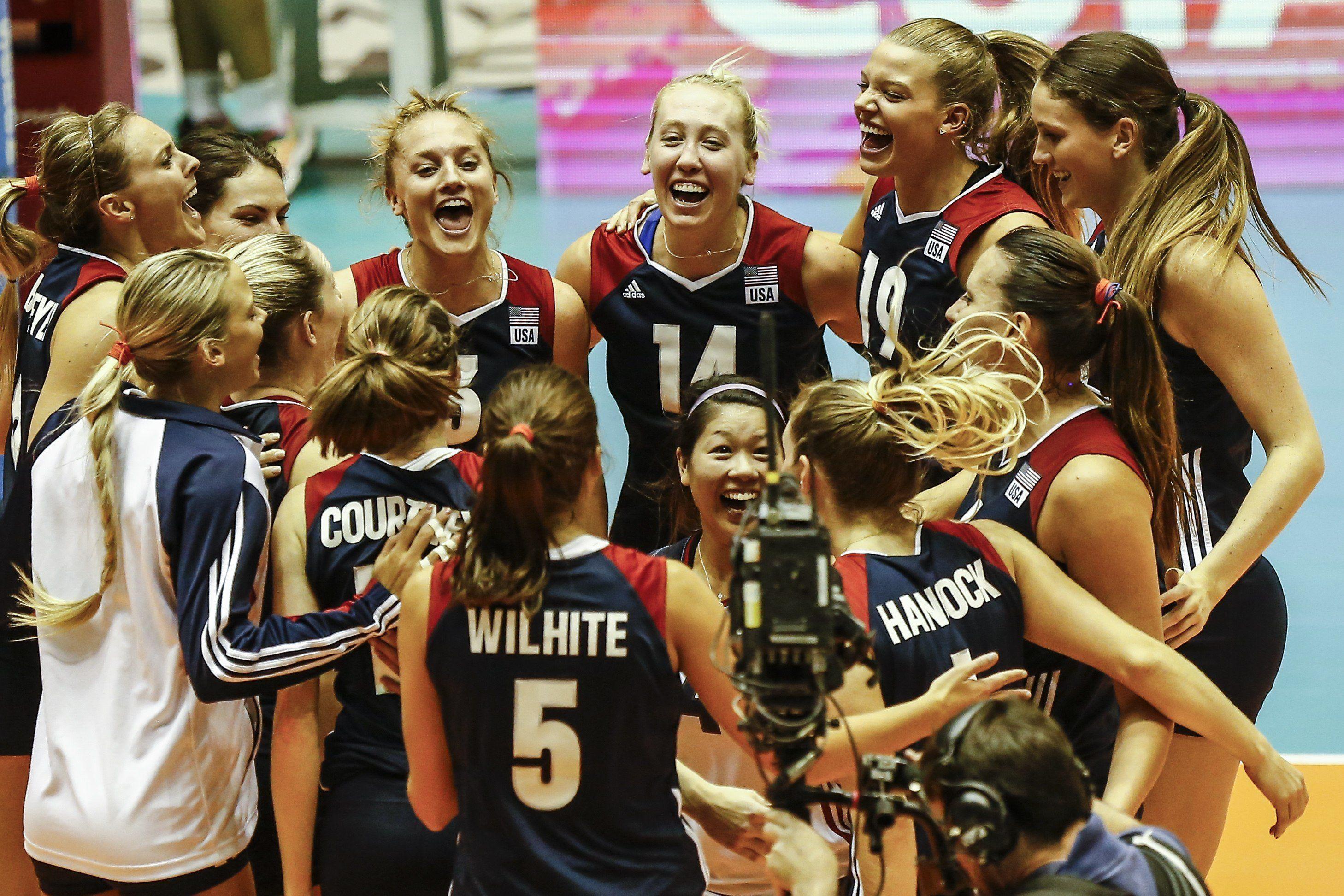 Watch Live U S Women Take On Belgium At World Grand Prix Grand Prix Volleyball Articles Grands