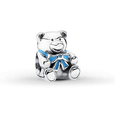 Pandora Charm It S A Boy Sterling Silver Products In