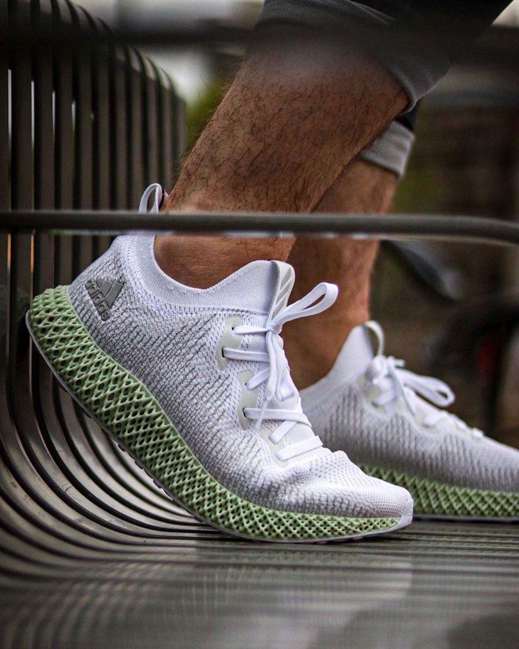 Adidas Alphaedge 4D on Feet: See How