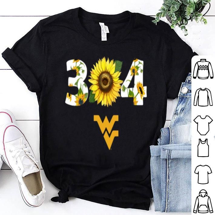 Sunflower 304 West Virginia Mountaineers shirt, hoodie, sweater, longsleeve t-shirt #westvirginia