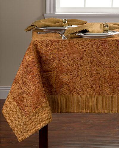 Bodrum 'Chateau' Tablecloth