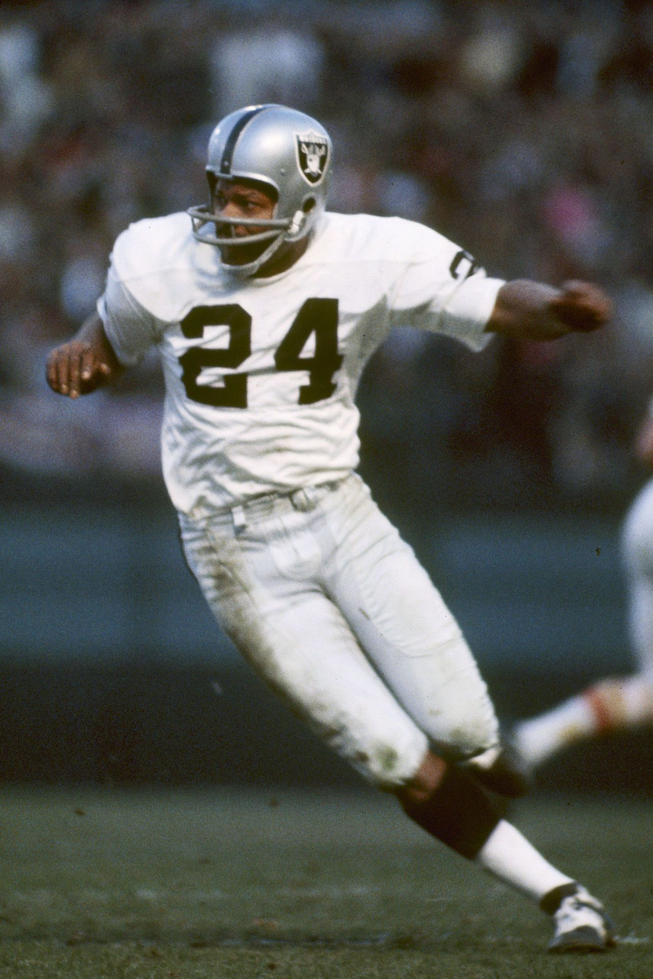 ef6fa3258 Willie Brown, Oakland Raiders. Class of 1984. | NFL Hall of Fame ...