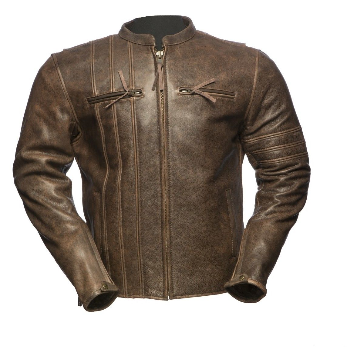 bfac85571 First Manufacturing Cafe A-Lister Jacket in 2019 | Motorbike Jacket ...