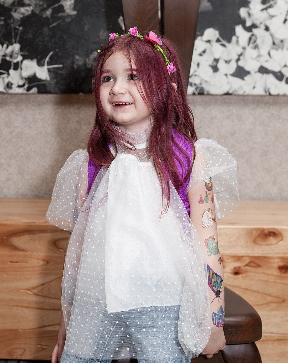 The Coolest Kids Summer Hair Products | Safe hair color, Pink hair ...