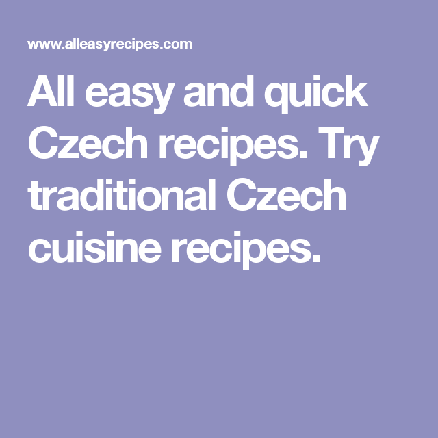 Easy netherlands recipes
