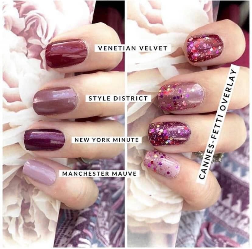 32 Pretty Fall Nail Art Ideas