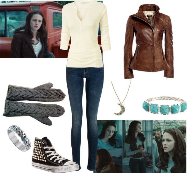 Bella Swan | I Belong on the Runway | Twilight outfits ...