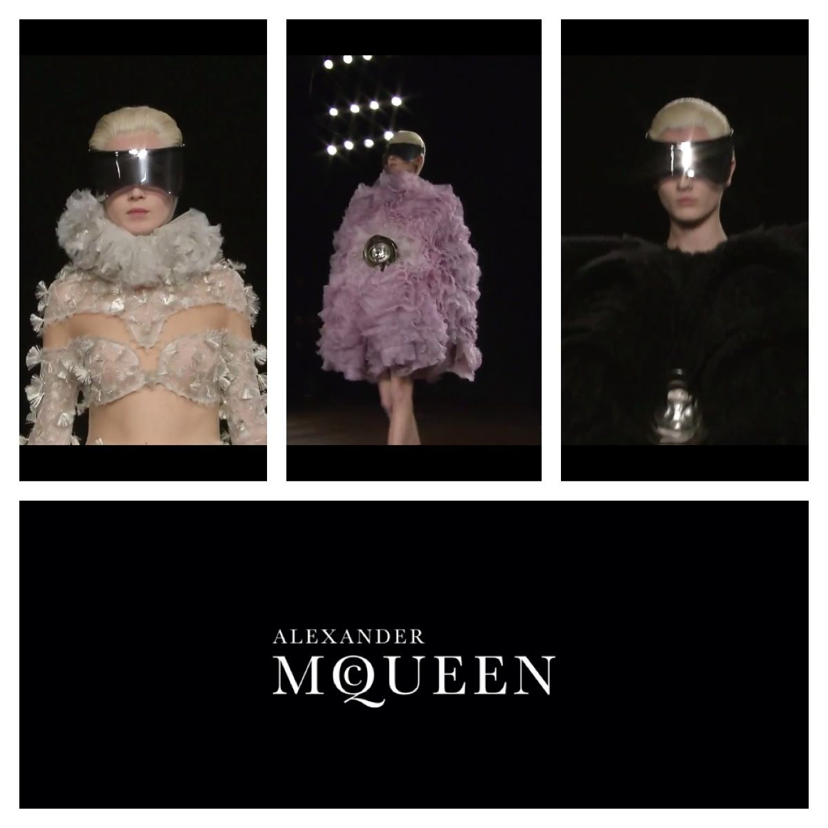 Mcqueen autumnwinter 2012 alexander mqueen my style