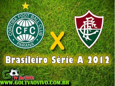 Assistir Coritiba X Fluminense Ao Vivo 16h00 Campeonato Brasileiro