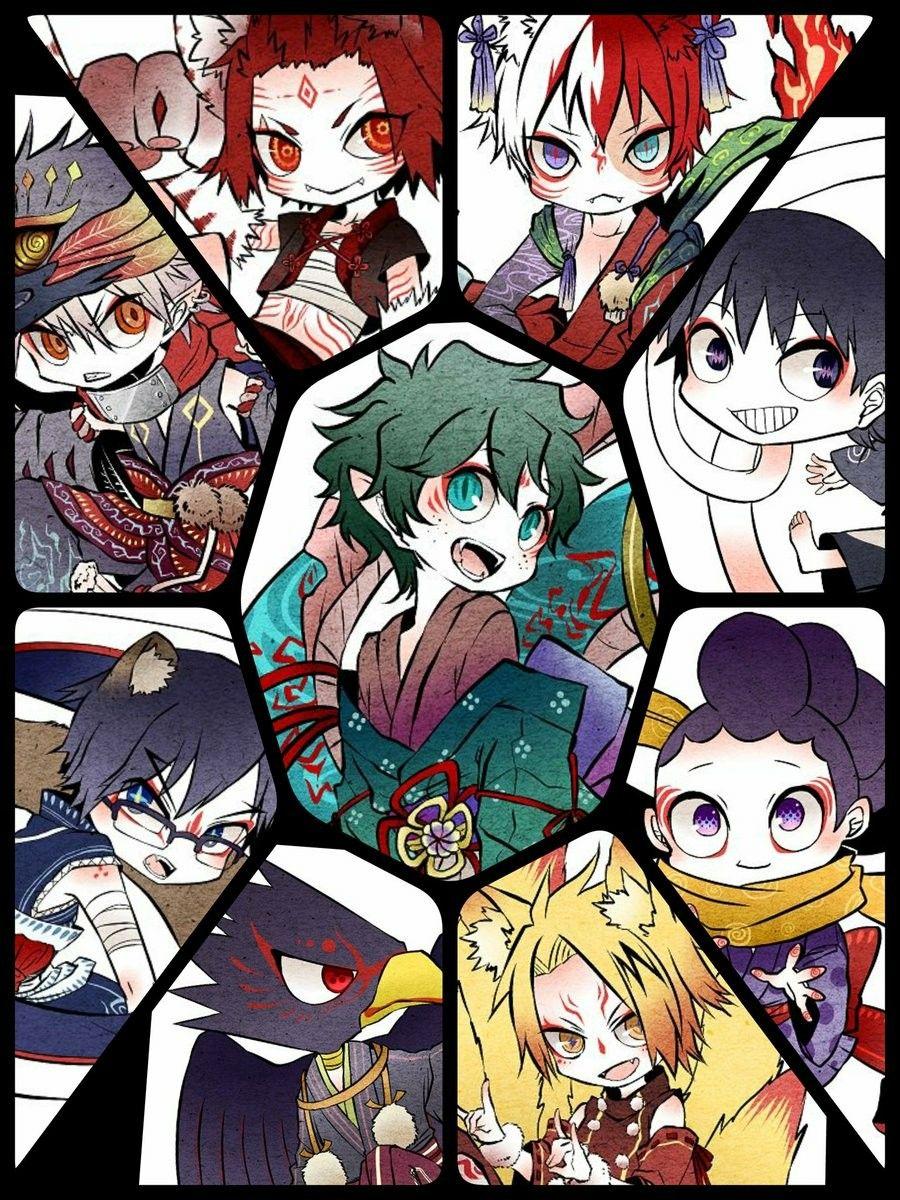 Pin by nikonimon desu on otaku Japanese mythical