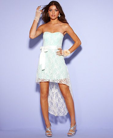 8de5786e429 mint hi lo dress macys.com  79.00 this could be a cute bridesmaid dress.