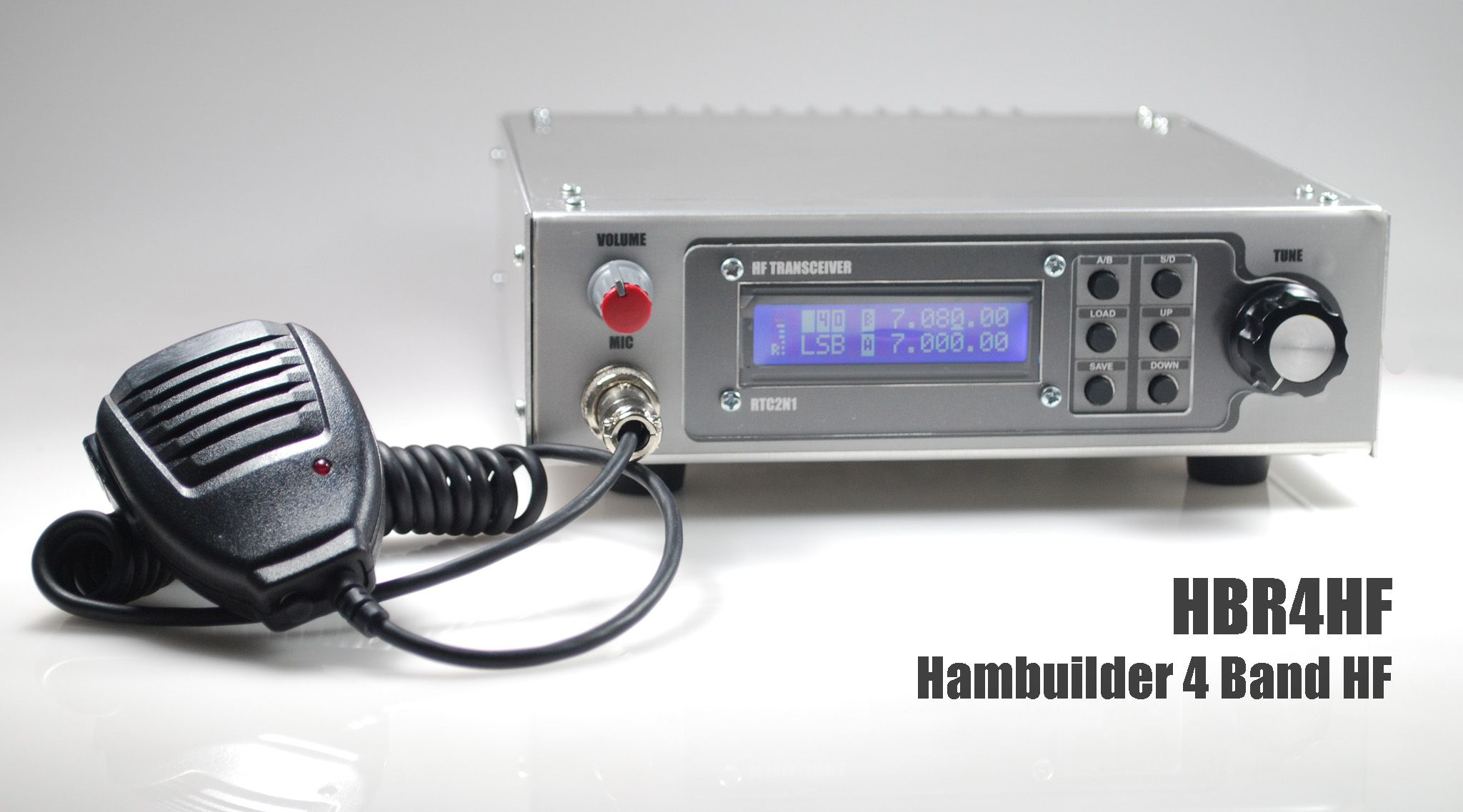Hambuilder HBR4HF 4 Band HF Transceiver | Radios and the