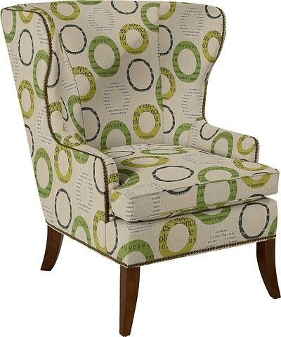 Found 2 wing chairs for $35 each and going to recover so looking for the right pattern.