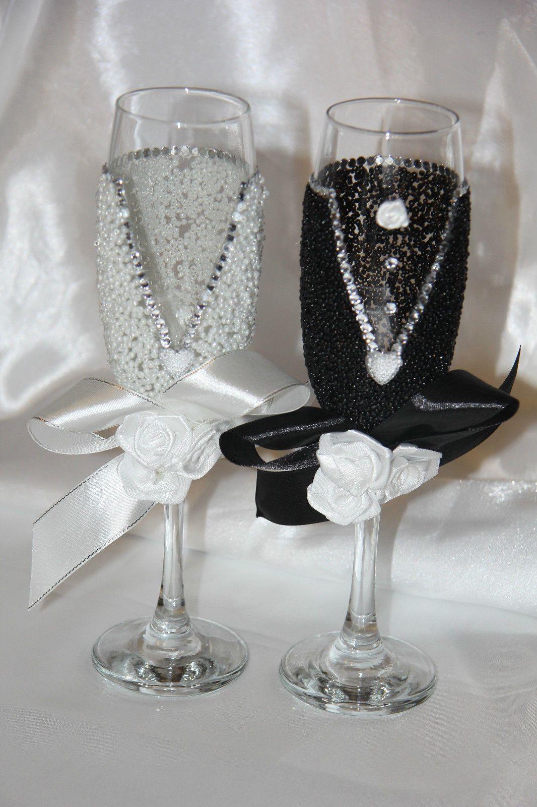 Hochzeitsgläser Sektgläser Hochzeit Hochzeitsgeschenk.