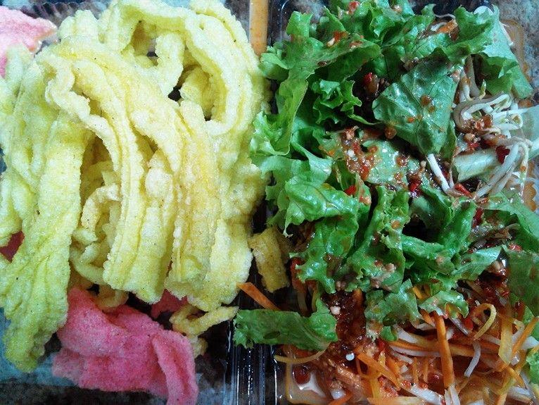 Rujak juhi indonesia food