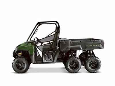 New 2017 Polaris Ranger 6X6 ATVs For Sale in North Carolina. 2,000 lbs. of towing capacityPowerful 40 hp 800 twin with EFI for reliable starting1,250 lbs. of rear dump box capacity