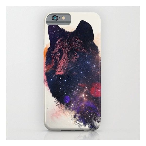 Universal Wolf iPhone 6s Case ($35) ❤ liked on Polyvore featuring accessories, tech accessories and iphone & ipod cases
