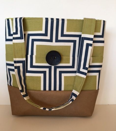 Weekend Tote Jr $38.00 www.vermonttotes.com