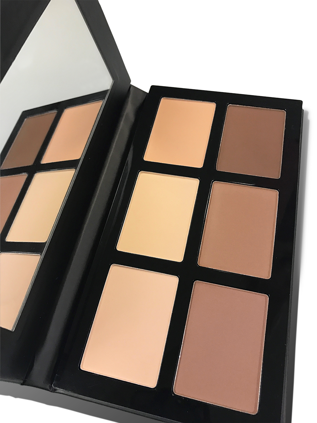 Our Bestselling Pro Contour Palette Offers A Selection Of Easy Blend Beauty Creations Cosmetics Angel Glow Highlight And Shades Which Work With Variety Skin Tones