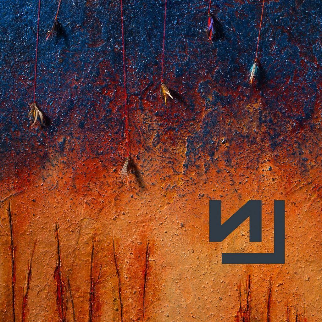 nine inch nails on | Artwork, Trent reznor and Hesitation marks