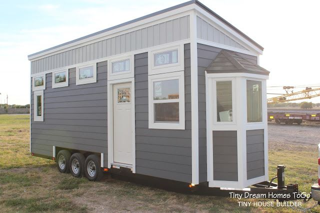 Marvelous The Sojourn: A Tiny House Shell With A Beautifully Designed Exterior. Finish  It Yourself