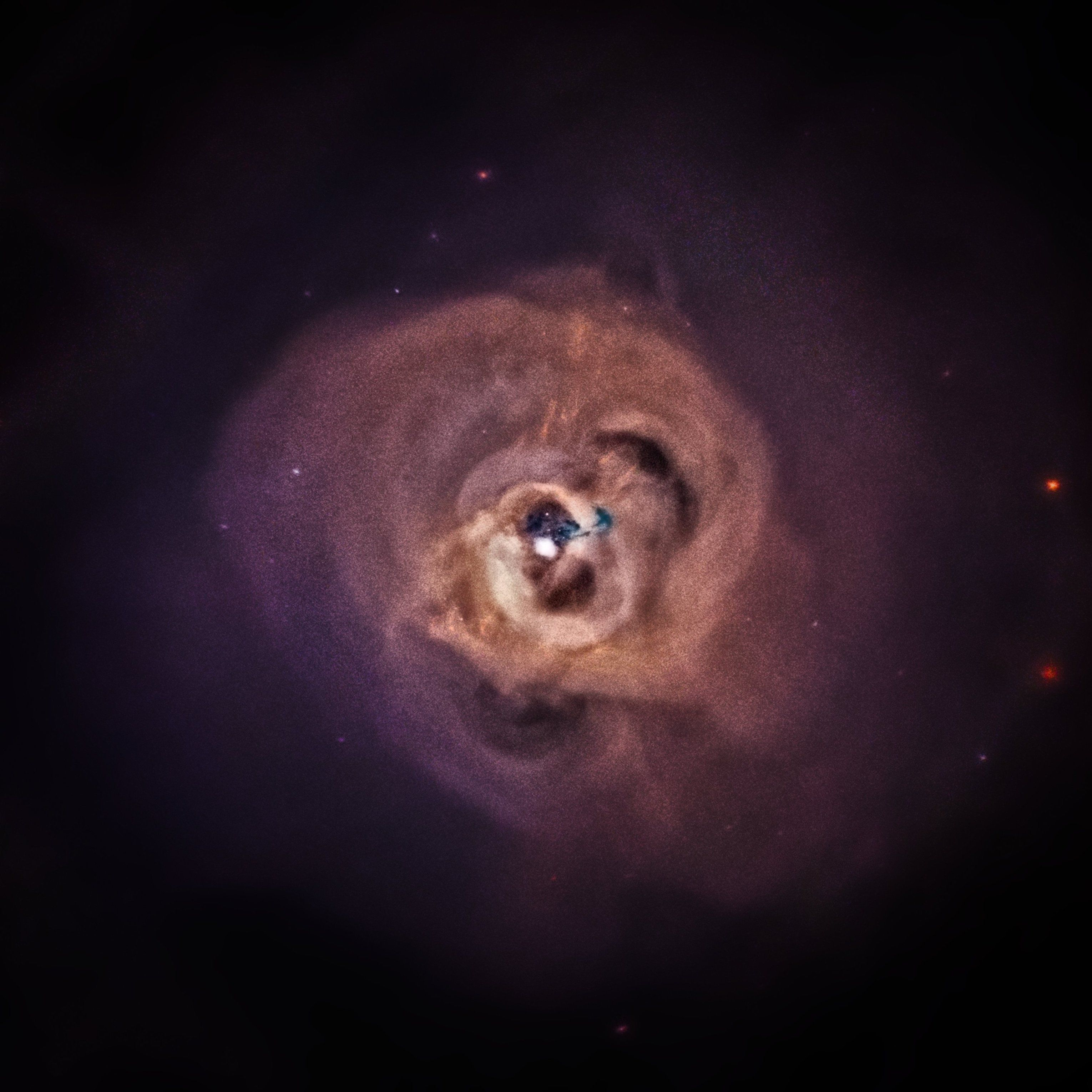 NASA receives mysterious X-ray signal from Perseus cluster ...
