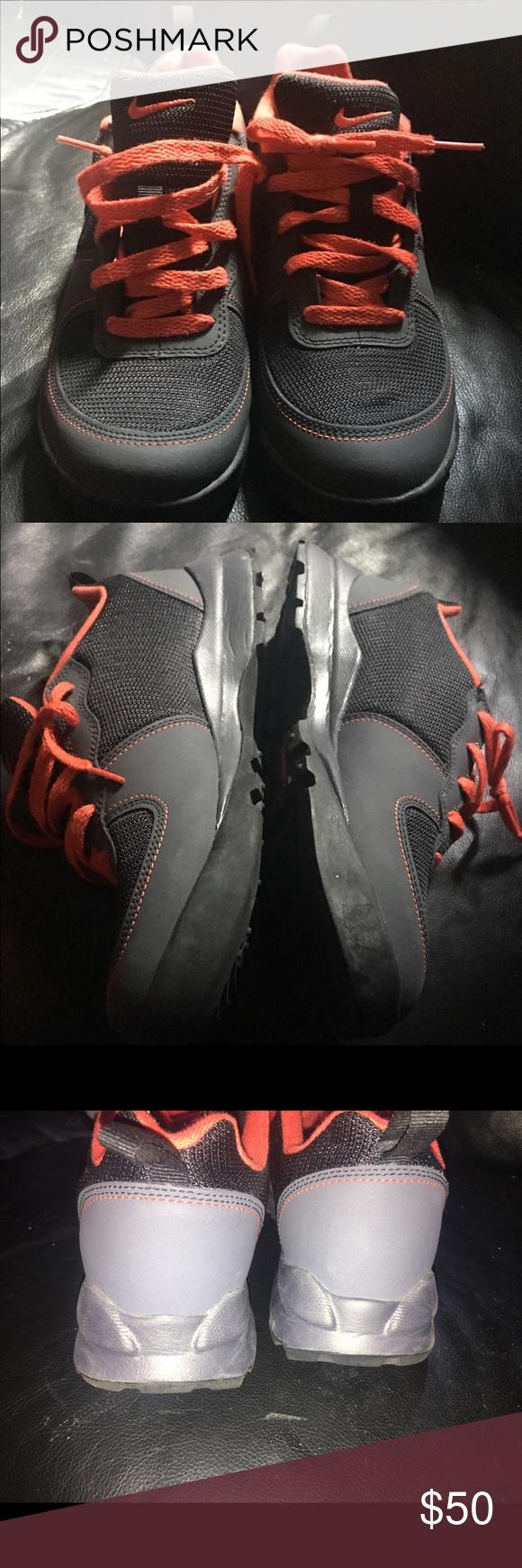 Mens Nike Takos sz 9 worn once Nike air takos sz 9 worn once no box nds Nike Shoes Sneakers