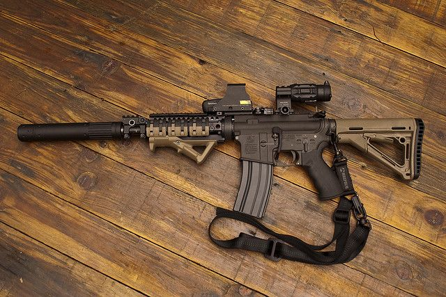 m16a4 sopmod several years ago i had the pleasure to try my friends