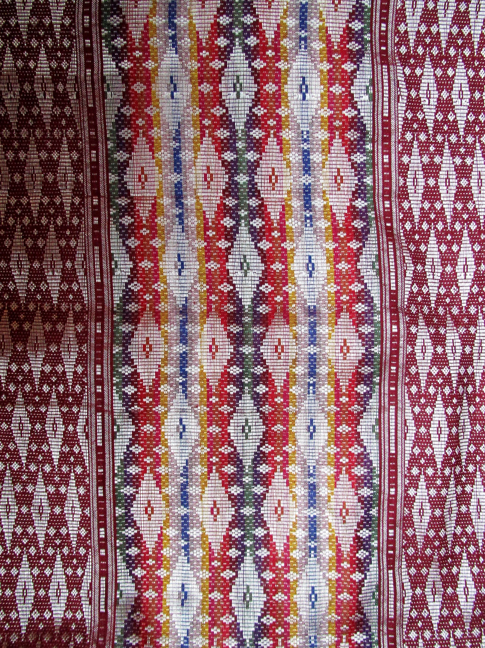 kain songket Bali Indonesian fabric  textiles  Pinterest