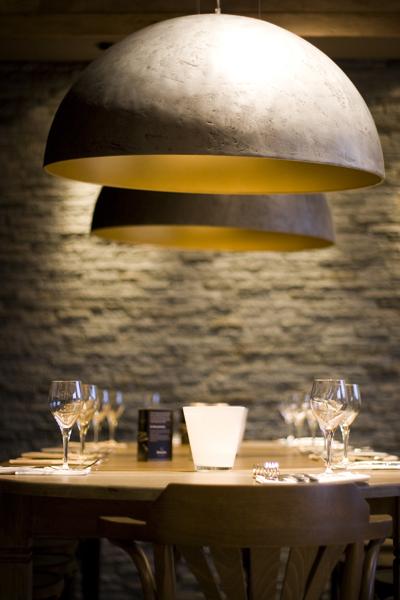 Aangenaam XL lamp voor boven de eetkamer tafel  INTERIOR